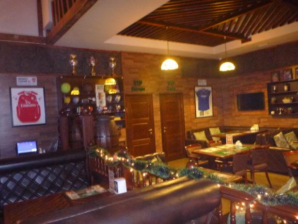 Greenwich Pub, Bishkek, Kyrgyzstan