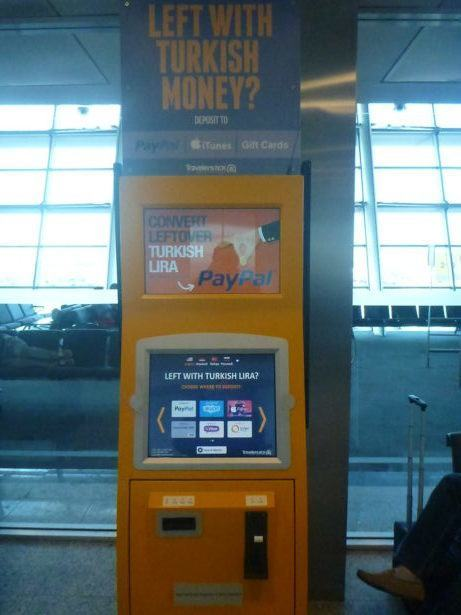 Travelers Box: A Brilliant Way to Use Your Left Over Foreign Currencies!