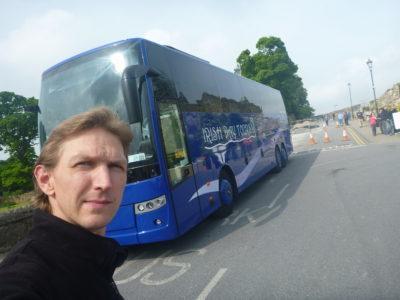 On tour with Irish Day Tours