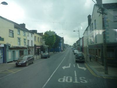 Driving through Cashel