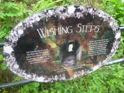 The wishing steps