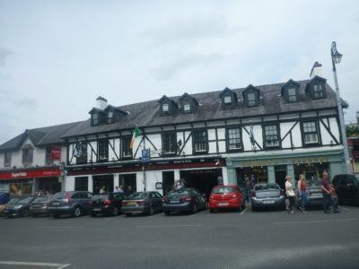 Hotel at Blarney Castle and Gardens