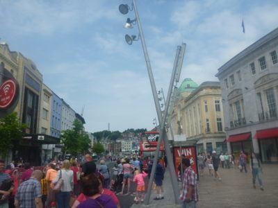 Downtown Cork City