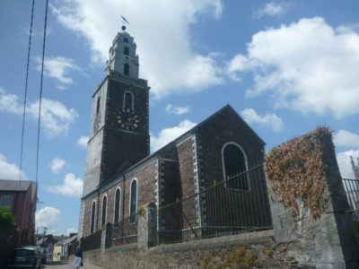 Kinlay House is right beside the famous Shandon Bells and Tower at St. Anne's Church
