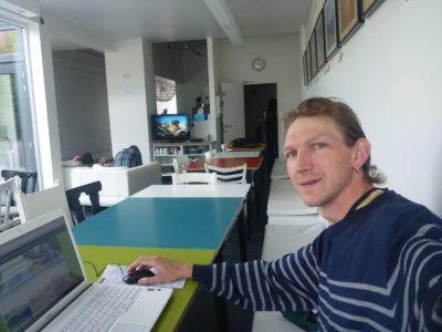 Working in Ghent, Blegium