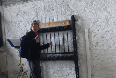 Ringing the Shandon Bells in Cork City
