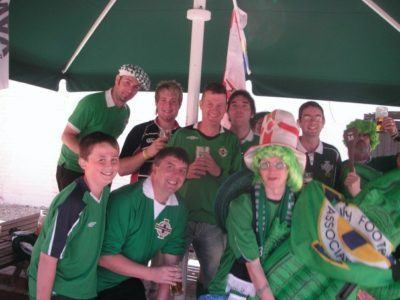 South of England Northern Ireland Supporters Club, 2006