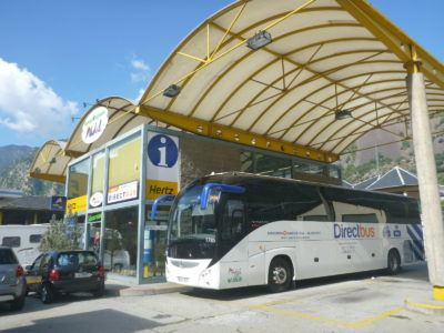 World Borders: How to Get From Andorra to Catalonia (Escaldes Engordany to Barcelona)