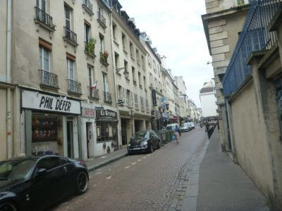 The Latin Quarter - away from the buzz