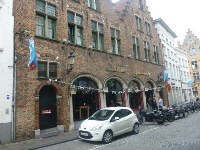 Charlie Rockets Hostel, Bruges