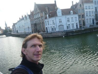 Backpacking in Bruges