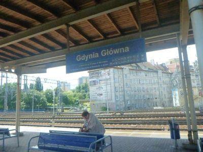 Getting to Łeba - Gdańsk to Gdynia