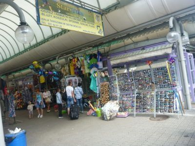 Gdynia Market Tour