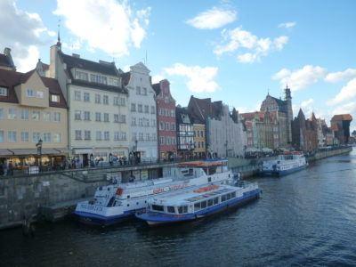 Charming Gdańsk, Poland