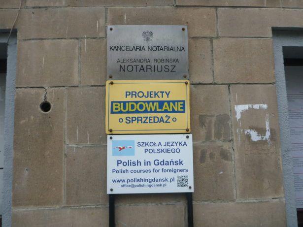 Learn Polish in Gdańsk.