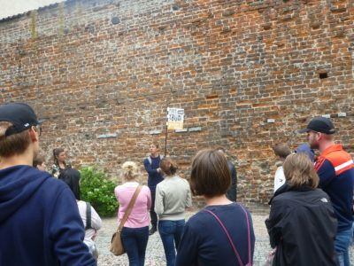 On a Free Tour in Gdańsk
