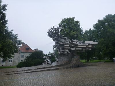 The other monument