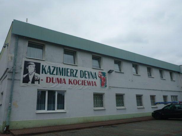 Backpacking in Poland: Staying at Noclegi Rekord in Starogard Gdański