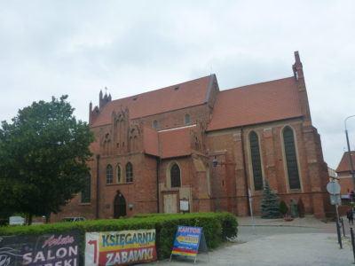 Parafia Rzymskokatolicka św. Mateusza (St. Matthew's Church)