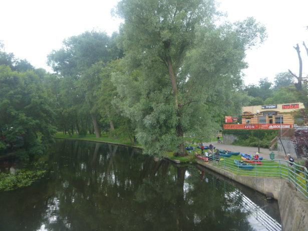 River Wierzyca