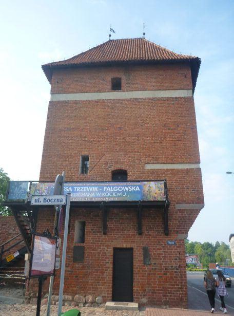 Baszta Gdanska (Gdansk Bastion)