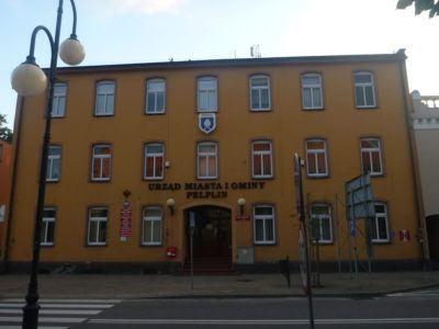 Urząd Miasta i Gminy Pelplin - Town Hall