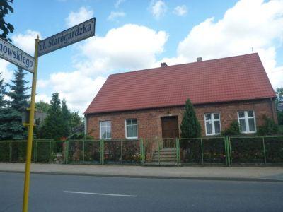 Starogardzka Street