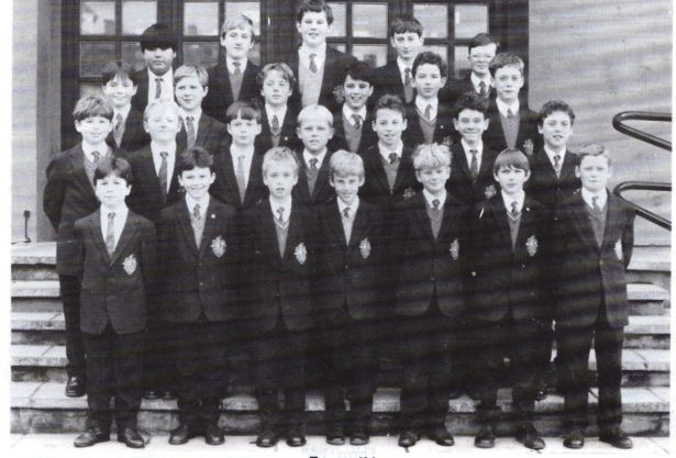 Twenty Five Years Ago This Week: Class of 1Y in Bangor Grammar School, Northern Ireland