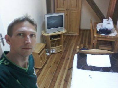 My cosy room at Hotel nad Wierzycą
