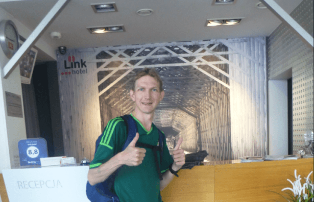 My Stay at Link Hotel Tczew Poland