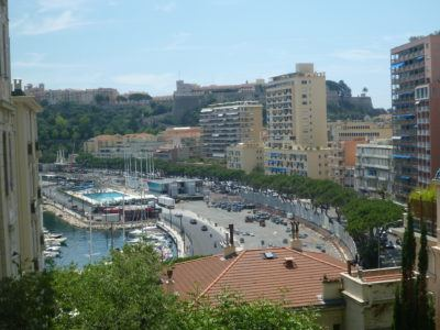 Backpacking in Monaco: Top 5 Sights By Foot in Monte Carlo