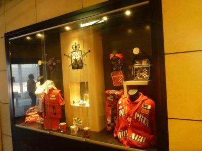 Grand Prix circuit, Monte Carlo, Monaco.