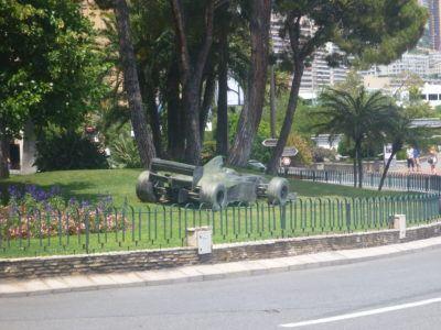 Monaco Grand Prix circuit