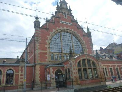 Gdańsk Główny main train station