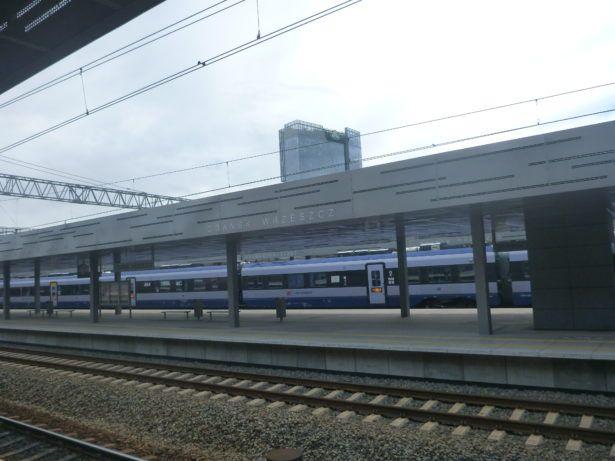 Gdańsk Wrzesczc train station