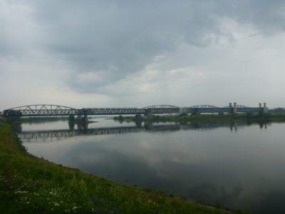 Daytime by the Bridge Where World War II Began (Mosty Tczewskie)