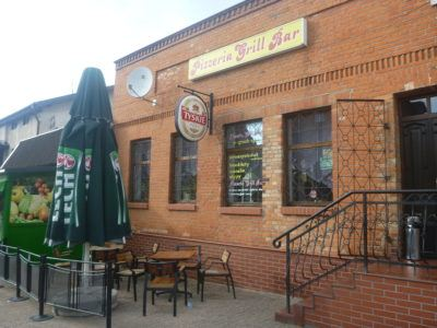 Pizzeria Grill Bar, Pelplin