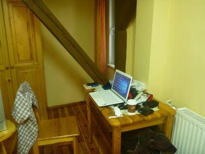 Blogging at Hotel Nad Wierzycą, the Only Hotel in Pelplin