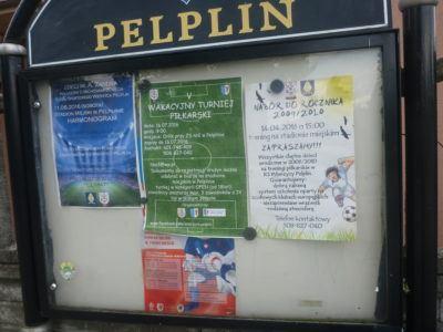 KS Wierzyca Pelplin Stadium