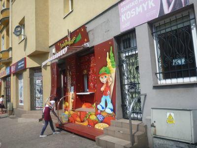Lody Bonano - the local ice cream shop.