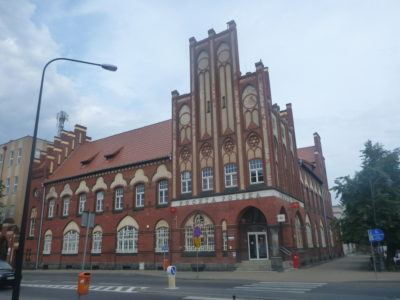 Poztza (Central Post Office)