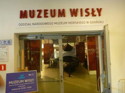 Muzeum Wisły, Tczew, Poland.
