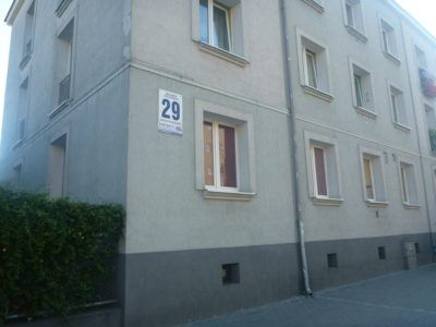 Piotr's flat in Tczew