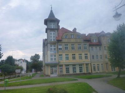 The Gdańsk to Kaliningrad bus