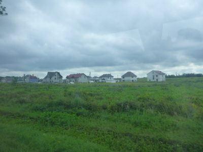 The journey from Mamonovo to Kaliningrad