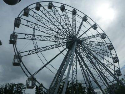 Ferris Wheel, Yunost Park