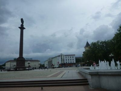 Top sights when backpacking in Kaliningrad city