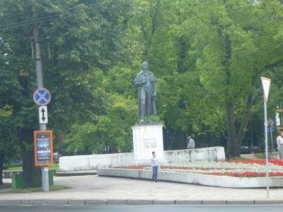 Frederick Schiller Monument