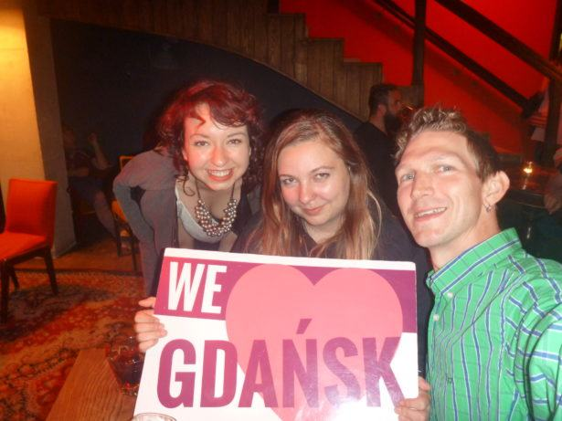 We Love Gdańsk.