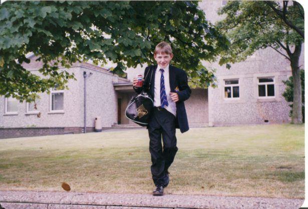 Class of 1Y: Twenty Five Years Ago This Week in Bangor, Northern Ireland
